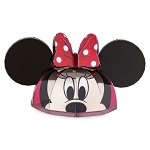 Disney 3D Model Kit - Minnie Mouse Ear Hat - Metal