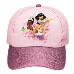 Disney Hat - Baseball Cap - Disney Princess - Unlock the Magic