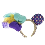 Disney Ears Headband Hat - Mardi Gras