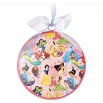 Disney Disc Ornament - Princess Signatures and Quotes