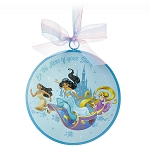 Disney Disc Ornament - Princess - Be The Hero of Your Own Story