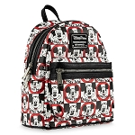 Disney Loungefly Backpack - Mickey Mouse Mouseketeer