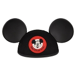 Disney Hat - Ears Hat - Mickey Mouse Club - Adults