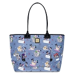 Disney Dooney & Bourke Bag - Mickey and Minnie Attractions - Tote