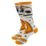 Disney Crew Socks for Adults - BB-8 Light-Up - Star Wars