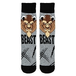 Disney Crew Socks for Adults - Beast - Beauty and the Beast