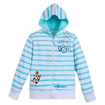 Disney Zip Hoodie for Girls - 2019 Mickey and Friends - Disney World
