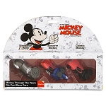 Disney Racers Die Cast Set - Mickey Mouse Through the Years