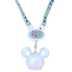 Disney Light-Up Lanyard - 2019 Mickey Mouse - Disney Parks