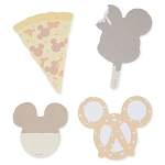Disney Notepad Set - Disney Parks Food Sticky