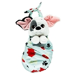 Disney Blanket Pouch Plush - Patch - 101 Dalmatians - 10