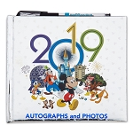 Disney Autograph and Photo Album - 2019 Mickey and Friends