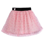 Disney Skirt for Girls - Minnie Mouse Tulle - Pink