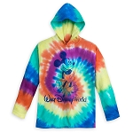 Disney Kids Shirt - Mickey Mouse Tie-Dye Hoodie - Walt Disney World