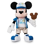 Disney Plush - 2019 Mickey Mouse - Walt Disney World