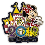 Disney 2019 Pin - Minnie Mouse - Walt Disney World