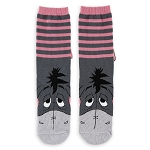 Disney Crew Socks for Adults - Eeyore Face
