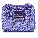 Disney Loungefly Wallet - Minnie Mouse Sequined - Potion Purple