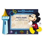 Disney Photo Frame - 2019 Dated - Mickey Mouse - Walt Disney World