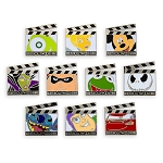 Disney Mystery Pin Pack - Disney's Hollywood Studios Clapper Board