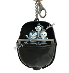 Disney Keychain - The Haunted Mansion - Doom Buggy - Light Up