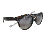 Disney Sunglasses - Minnie Polka Dots - Black