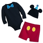 Disney Bodysuit for Baby - Celebrate Mickey - Tuxedo