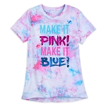 Disney Shirt for Women - Make it Pink, Make it Blue - Aurora