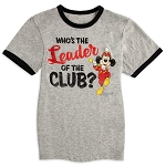 Disney T-Shirt for Kids - Who's the Leader of the Club?