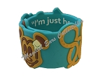 Disney Silicone Slap Bracelet - Disney Treats Icons