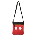 Disney Crossbody Bag - Mickey and Minnie - Mickey Shorts & Minnie Dots