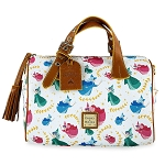 Disney Dooney & Bourke Satchel - Sleeping Beauty - Good Fairies