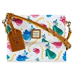 Disney Dooney & Bourke Crossbody Bag - Sleeping Beauty - Good Fairies