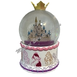 Disney Musical Snow Globe - Princesses with Castle