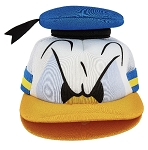 Disney Baseball Cap - Donald Duck Novelty - Foam