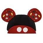 Disney Baseball Cap - Mickey Mouse Flip Bill - Infant