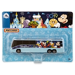 Disney Die Cast Bus - 2019 Mickey Mouse - Disney Parks
