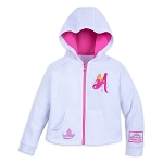 Disney Zip Hoodie for Girls - Aurora - Dream Big Princess
