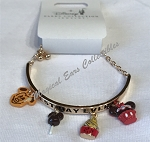 Disney Charm Bracelet - Disney Treats - Best Day Ever