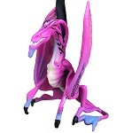 Disney Figurine Ornament - Avatar - Banshee - Pink