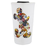 Disney Travel Tumbler - Mickey Mouse Through the Years - Ceramic