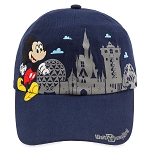 Disney Hat - Baseball Cap - 2019 Mickey and Friends - Youth