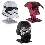 Disney 3D Model Kit - Star Wars Helmet Pack - Set 2