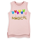 Disney Tank Top for Girls - Minnie Mouse - Magical