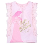Disney Shirt for Girls - Aurora - Own your Crown