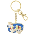 Disney Resort Keychain - Disney's Art of Animation - Logo