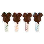 Disney Bag Clips - Disney Treats - Mickey Ice Cream Bar