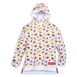 Disney Girls Pullover Hoodie - Mickey and Friends Celebration