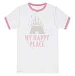 Disney Magnetic Notepad Shirt - My Happy Place