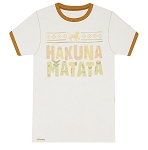 Disney Magnetic Notepad Shirt - Lion King - Hakuna Matata